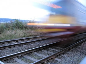 Did I miss the train?