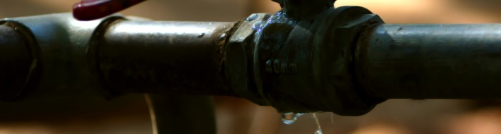 dripping pipe