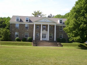 Luckey Hall Houghton College