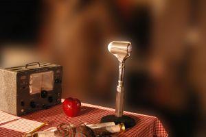 mic and radio