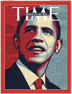 Obama Time Cover