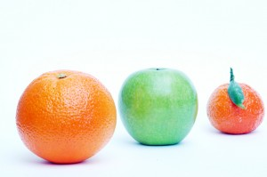 Three Kinds of Fruit