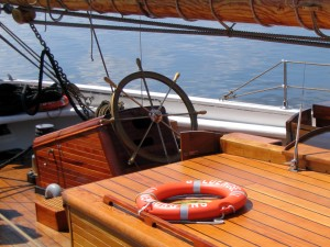 The Bluenose II Schooner 2