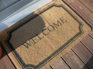 Welcome . . .