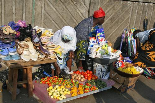 Adjame Market