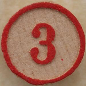 Bingo Number 3