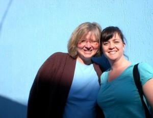 Sheryl and Sarah